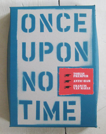 Once upon no time_00 Cover